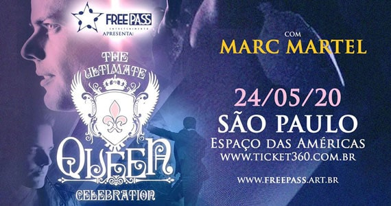 Marc Martel apresenta a turnê The Ultimate Queen Celebration Eventos BaresSP 570x300 imagem