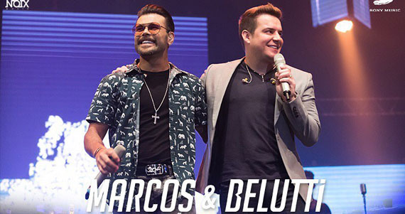 Marcos & Belutti apresentam o novo projeto no UnimedHall Eventos BaresSP 570x300 imagem