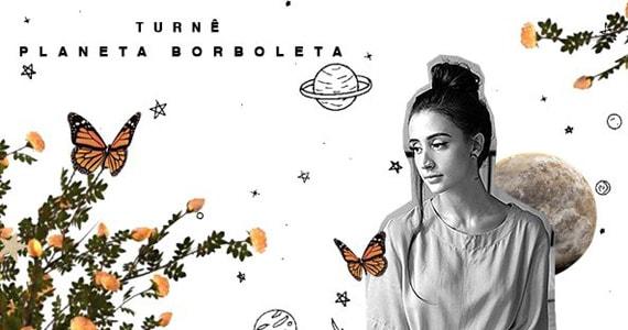 Mariana Nolasco apresenta show da turnê Planeta Borboleta na Casa Natura Musical  Eventos BaresSP 570x300 imagem