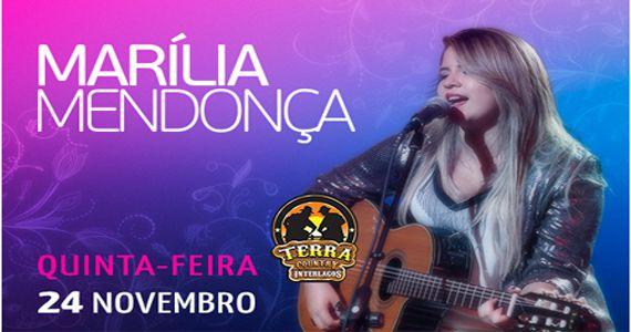 Terra Country Interlagos recebe o show da cantora pop sertaneja Marília Mendonça Eventos BaresSP 570x300 imagem