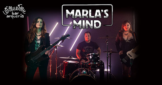 Willi Willie Bar e Arqueria recebe a banda Marlass Mind