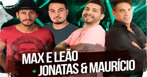 Sexta-feira é dia de curtir Max & Leão e Jonatas & Maurício na Woods Eventos BaresSP 570x300 imagem