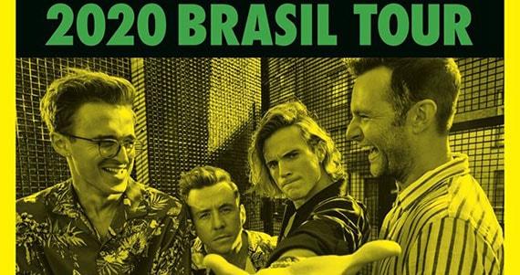 McFly retorna a São Paulo com show único no Unimed Hall Eventos BaresSP 570x300 imagem