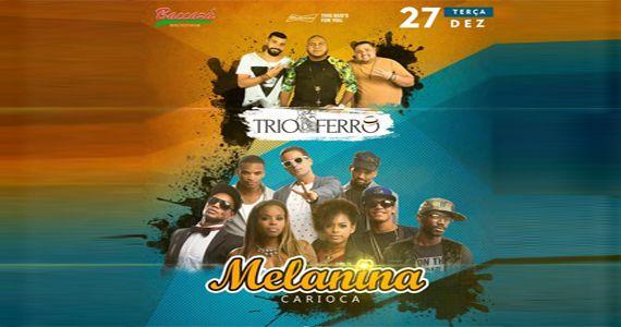 Muito animação com Melanina Carioca e Trio de Ferro no Baccará Bar  Eventos BaresSP 570x300 imagem