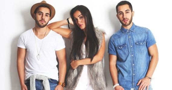 Melim divide o palco com Nando Reis, Tuia & Ana Vilela em show especial no Tom Brasil Eventos BaresSP 570x300 imagem