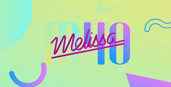 Melissa comemora os 40 anos com lançamento, música e arte no Shopping Cidade São Paulo Eventos BaresSP 570x300 imagem