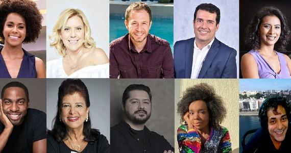 Grupo Globo transmite festival com discussão sobre empreendedorismo com grandes nomes  Eventos BaresSP 570x300 imagem