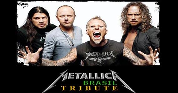 Muito rock com a Metallica Brasil Tribute agitando a véspera de feriado no The Wall Café Eventos BaresSP 570x300 imagem