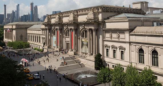 Metropolitan Museum of Art disponibiliza acervo de forma gratuita e online Eventos BaresSP 570x300 imagem