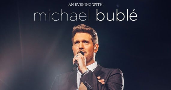 Michael Bublé apresenta nova turnê no Allianz Parque