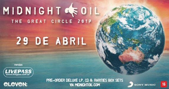 A banda australiana Midnight Oil anuncia a 1ª turnê em 20 anos The Great Circle 2017 World Tour no Espaço das Américas Eventos BaresSP 570x300 imagem