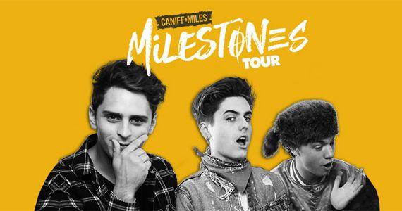 """Taylor Caniff e Chris Miles trazem a turnê mundial """"Milestones Tour"""" para o Holiday Inn Parque Anhembi Eventos BaresSP 570x300 imagem"""