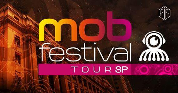 O topo do prédio do Shopping Light recebe a primeira edição On Air do MOB Festival  Eventos BaresSP 570x300 imagem