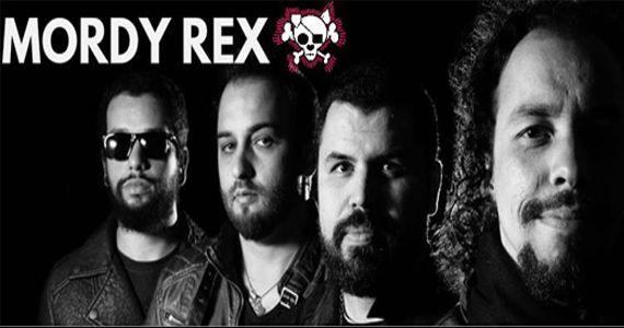 Com guitarras em punho a banda Mordy Rex toca o melhor do rock no O Malleys Eventos BaresSP 570x300 imagem