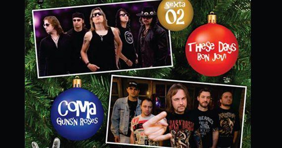 Sexta-feira vai rolar o melhor do Gun´s Roses com a banda Coma e Bon Jovi com These Days no Morrison Rock Bar Eventos BaresSP 570x300 imagem