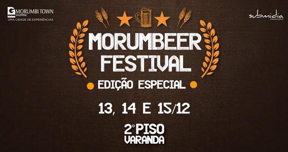 Morumbeer Festival reúne as principais cervejarias artesanais Eventos BaresSP 570x300 imagem