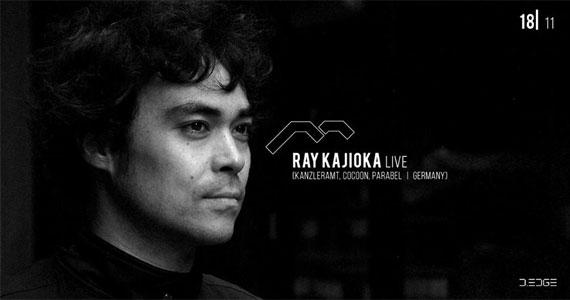 Sábado vai rolar o Mothership com Ray Kajioka agitando à noite na D Edge Eventos BaresSP 570x300 imagem