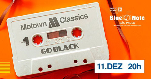 Blue Note recebe Go Black