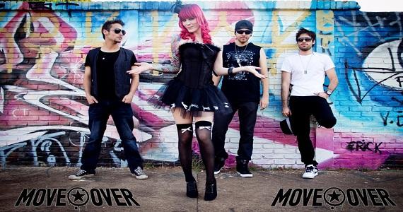 Banda Move Over comanda a noite com clássicos do rock no Bar Providência Eventos BaresSP 570x300 imagem