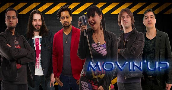 Banda Movin Up se apresenta no palco do Bar Charles Edward  Eventos BaresSP 570x300 imagem