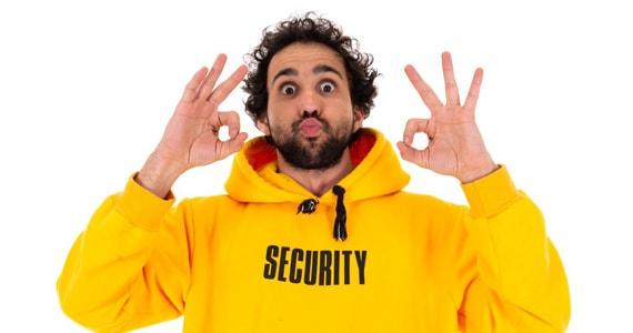 Murilo Couto apresenta o stand up comedy Gala Seca no Teatro das Artes Eventos BaresSP 570x300 imagem