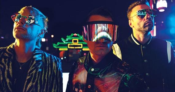 Muse invade o Allianz Parque com a turnê Simulation Theory World Tour 2019 Eventos BaresSP 570x300 imagem