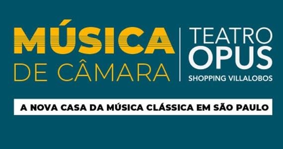 Teatro Opus celebra a música de concerto com o projeto Música de Câmara Eventos BaresSP 570x300 imagem