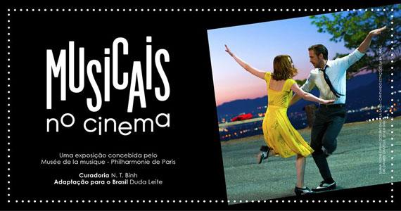 Exposição Musicais no cinema chega ao MIS Eventos BaresSP 570x300 imagem