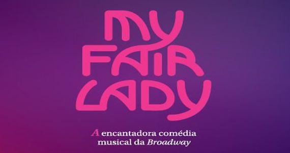 Teatro Santander apresententa temporada do musical My Fair Lady Eventos BaresSP 570x300 imagem
