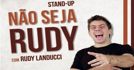 Rudy Landucci apresenta um show que mescla Stand up Comedy com Música no Honda Hall Eventos BaresSP 570x300 imagem