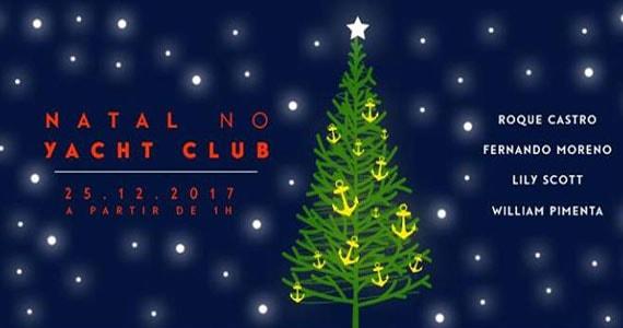Club Yacht realiza Festa de Natal Pós Ceia com muita música eletrônica Eventos BaresSP 570x300 imagem