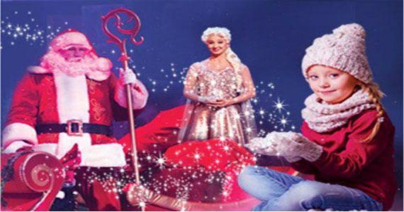 O musical Natal Mágico está de volta em cartaz no Teatro Bradesco Eventos BaresSP 570x300 imagem