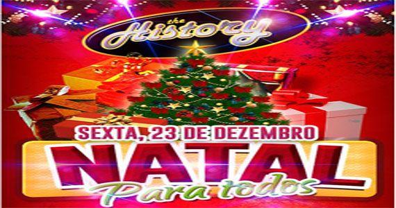 Natal para todos com clássicos dos anos 70,80 e 90 no The History Eventos BaresSP 570x300 imagem