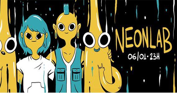 Primeira Festa Neon na Lab Club Eventos BaresSP 570x300 imagem