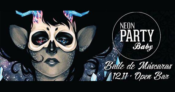 Inferno Club preparou duas festas Baile de Máscaras e Festa Neon para esse sábado Eventos BaresSP 570x300 imagem