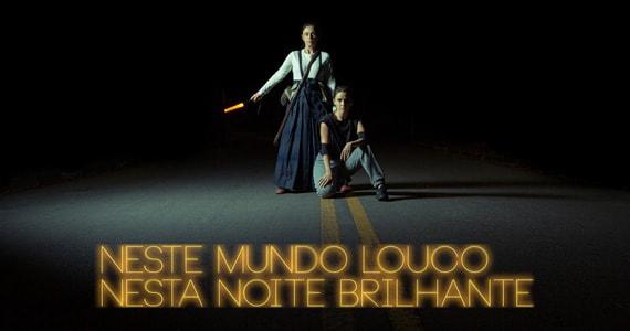 Sesc Consolação apresenta peça Neste Mundo Louco, Nesta Noite Brilhante com Débora Falabella  Eventos BaresSP 570x300 imagem