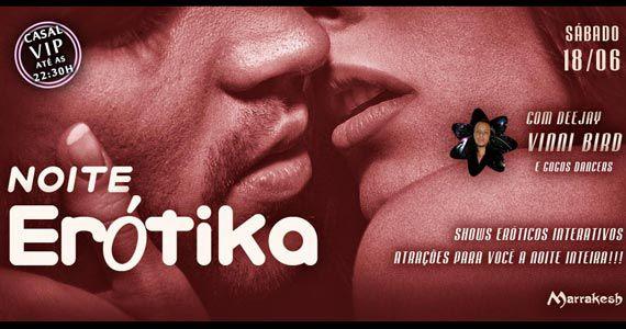 Noite Erótika com DJ Vinni Bird e striptease interativo agitando o Marrakesh Club Eventos BaresSP 570x300 imagem