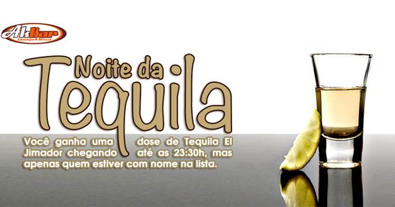 Happy Hour  Noite da Tequila ao som dos Djs Sandrinho, Double C, Zhenna e o VJ Daniel Tutunic no Akbar Eventos BaresSP 570x300 imagem