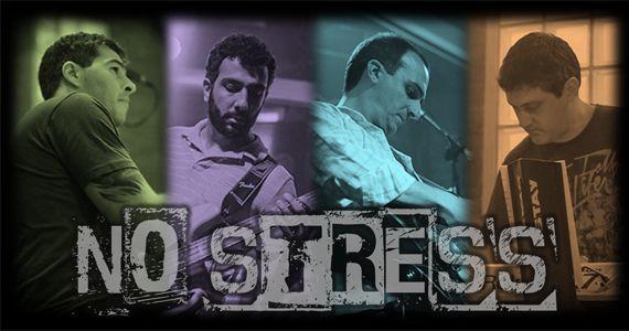 Quinta-feira a No Stress Rock Band sobe no palco do Bourbon Street Music  Eventos BaresSP 570x300 imagem