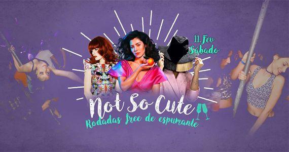 Beco 203 apresenta no sábado a Festa Not So Cute com Concurso de Pole Eventos BaresSP 570x300 imagem