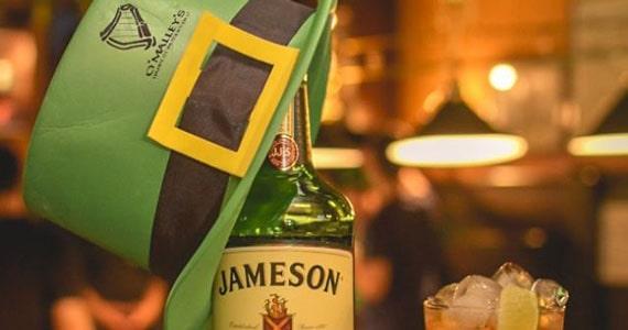 St. Patrick's Festival reúne rock e irish music no O'Malley's Eventos BaresSP 570x300 imagem