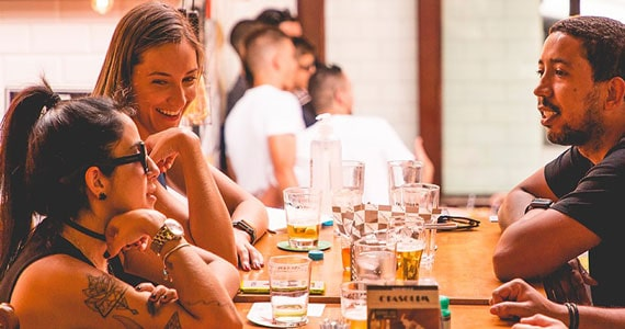 O Pasquim Bar e Prosa realiza música ao vivo na Vila Madalena Eventos BaresSP 570x300 imagem