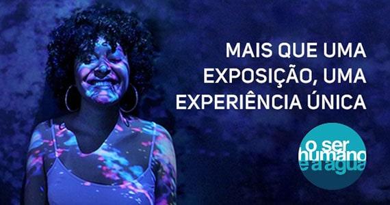 Exposição O Ser Humano e a Água traz experiência imersiva ao público Eventos BaresSP 570x300 imagem