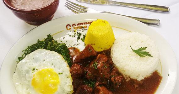 Gastrônomia brasileira e alemã unidas no menu de almoço e jantar do O Garimpo Eventos BaresSP 570x300 imagem