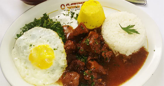 O Garimpo transforma as refeições em fantásticas viagens pelos sabores do mundo Eventos BaresSP 570x300 imagem