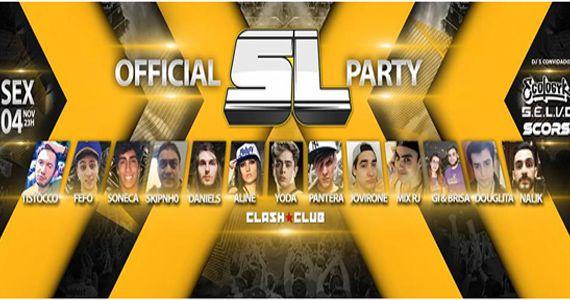Venha curtir uma noite com streamers da SehLoiro Network na Clash Club Eventos BaresSP 570x300 imagem