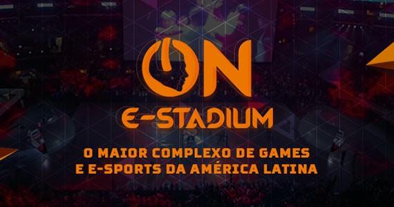 On e-Stadium inaugura seu espaço com diversas atrações Eventos BaresSP 570x300 imagem