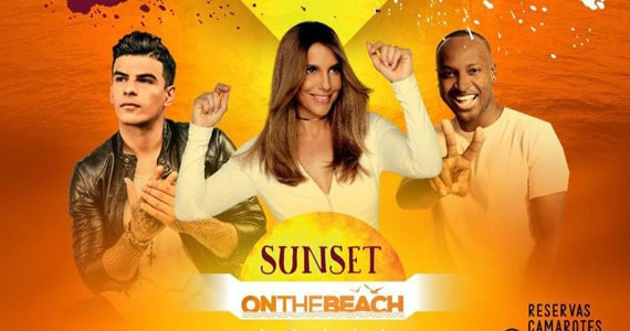 Ivete Sangalo, Thiaguinho e Vintage Culture no On The Beach Guarujá Eventos BaresSP 570x300 imagem