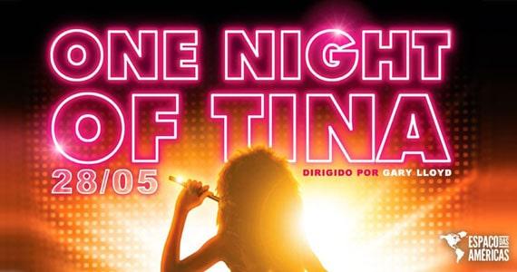 One Night of Tina reúne os sucessos da cantora no Espaço das Américas Eventos BaresSP 570x300 imagem