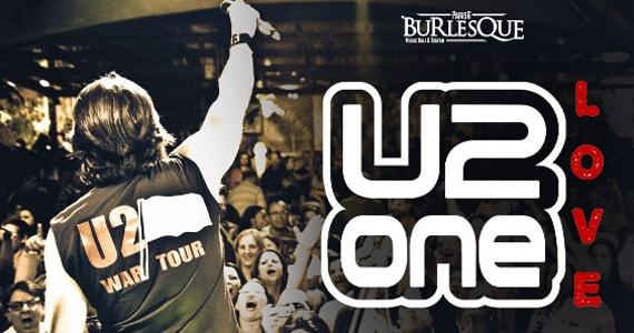 Show do U2 One Love agitará a noite do Paris 6 Burlesque Eventos BaresSP 570x300 imagem